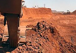Interim report of Justice M.B. Shah Commission of inquiry for illegal mining of iron ore and manganese