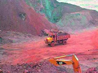 Delay in mining corridors delay resumption of mining