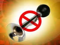 Horn not ok please' campaign launched in Bengaluru