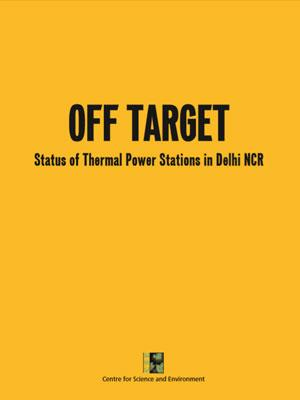 Off target: status of thermal power stations in Delhi NCR