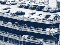 E-parking, multi-level parking and parking mobility cell on the cards