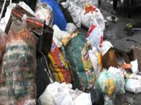 60 cities generate over 15,000 tonnes of plastic waste per day
