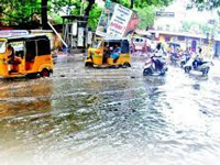Relief from pollution as rain lashes Capital, NCR