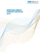 Renewable energy capacity statistics 2015