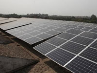 Solar project atop Sidhwan promises power to people
