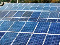 Solar power to shield energy tariff fluctuations