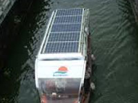 Solar boat to sail on Ganga to boost trust in clean energy