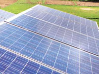 156 households connected to solar grid in Pench buffer