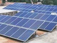 MC to instal solar panels on unipoles