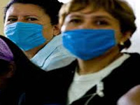 Swine flu in Champai town