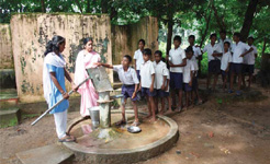 Washing a path to a brighter future: Changing lives across India