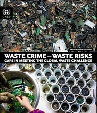 Waste crimes, waste risks: gaps and challenges in the waste sector