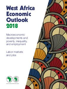 West Africa Economic Outlook 2018