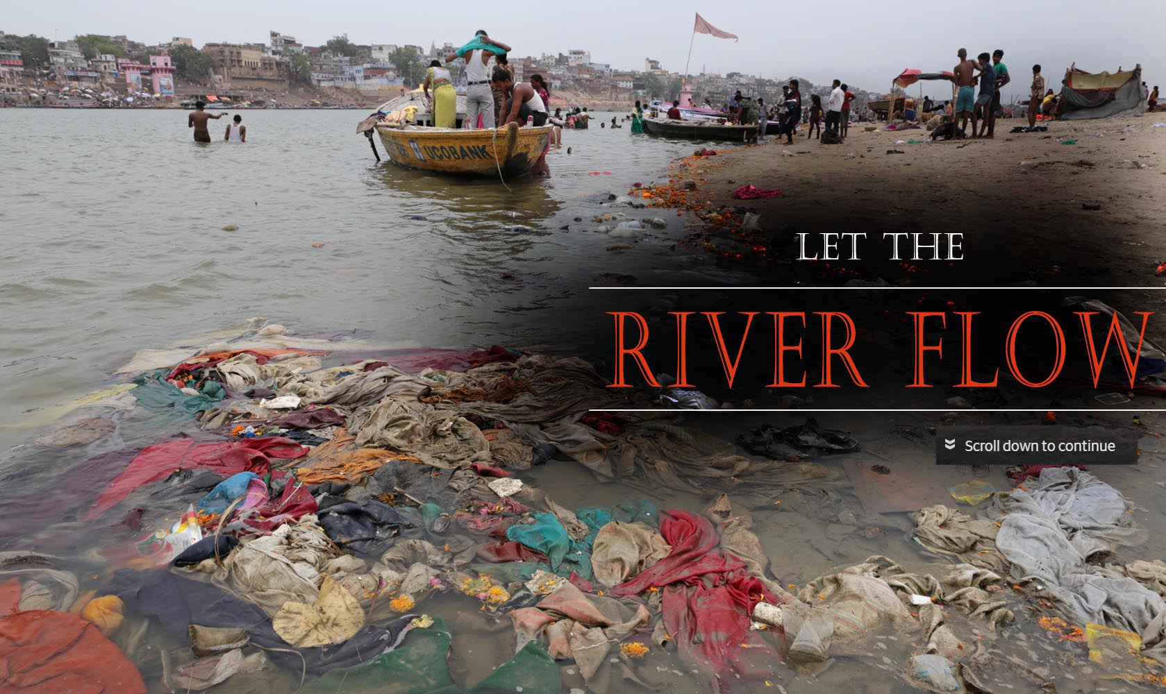 Short Paragraph on Importance of River Ganga